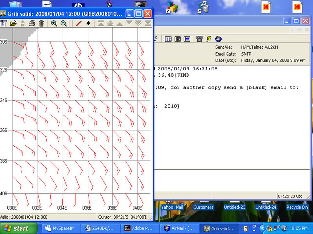 Winlink 2000 Hf Ssb E-mail System From Home On The Internet