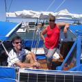 Our first 'Cruising in Company' weekend with the HIllarys Yacht Club!
